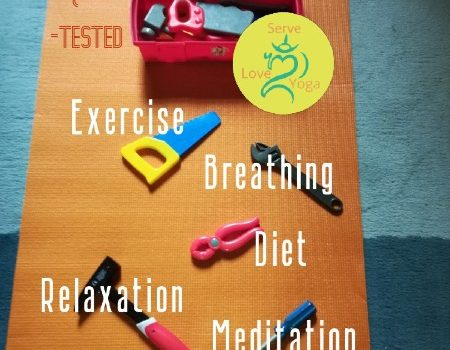 The Yoga Toolbox online